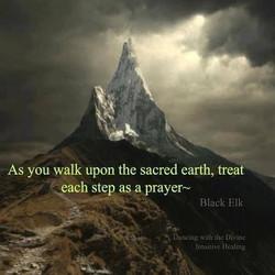 Sacred Earth | www.laurajaworski.com