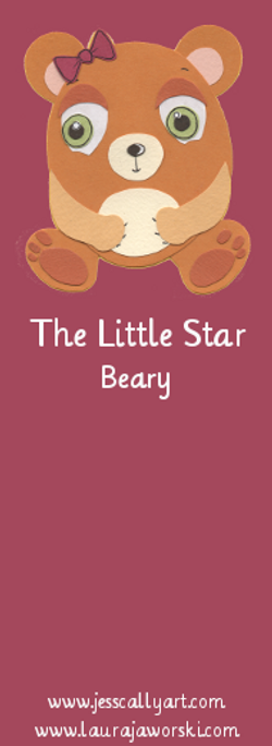 Beary Bookmark Beary