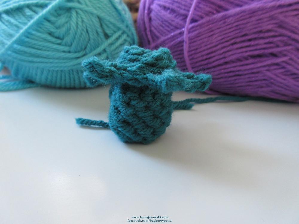 Pineapple in a Sunhat Crochet