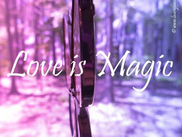 Love is Magic 💖