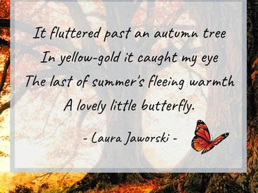 Autumn Butterfly ♥
