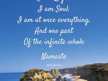 Namaste ♥