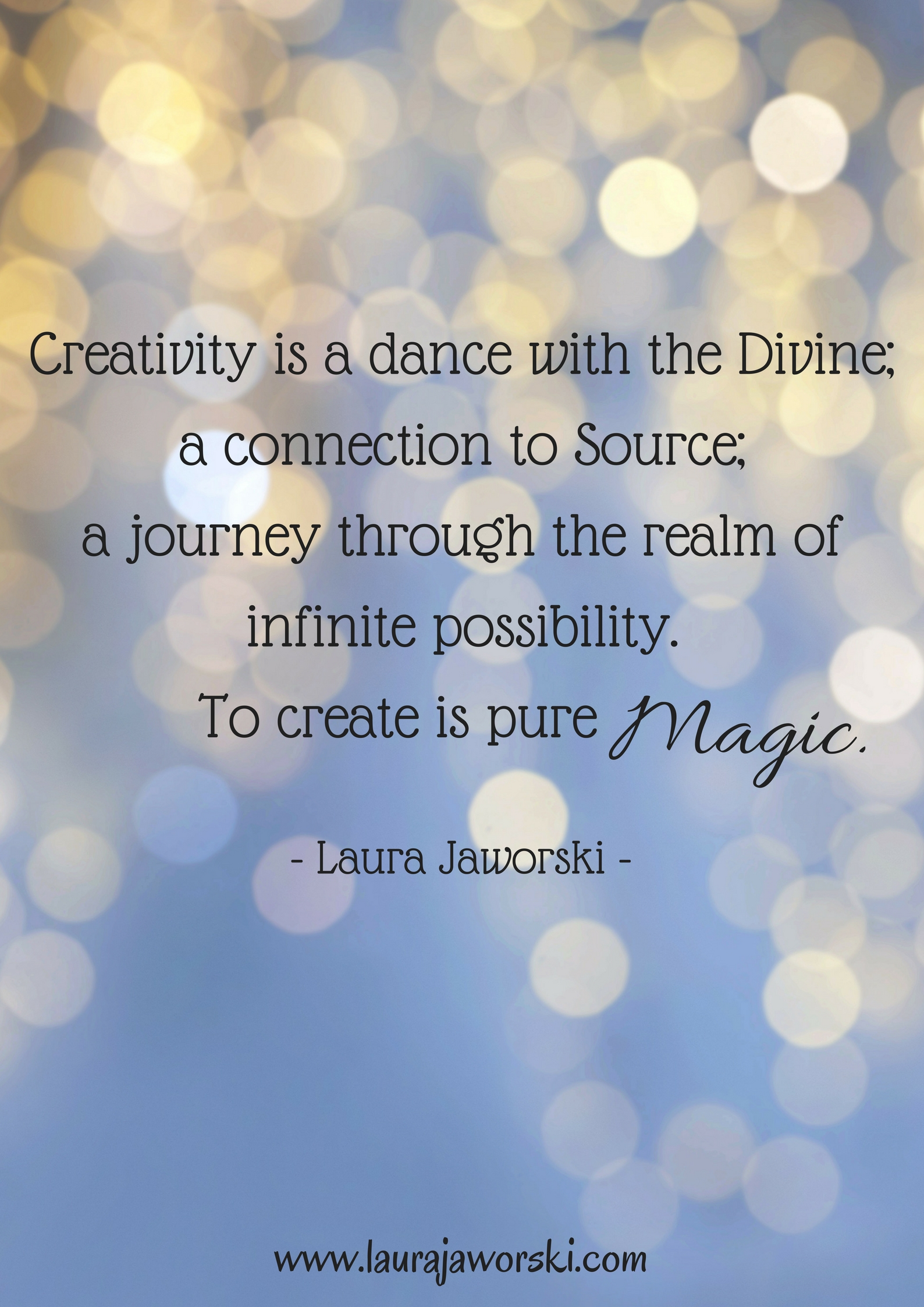 Creativity ♥ | www.laurajaworski.com