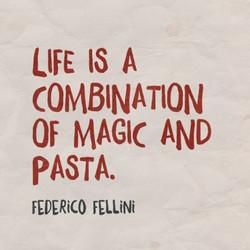 Pasta and Magic