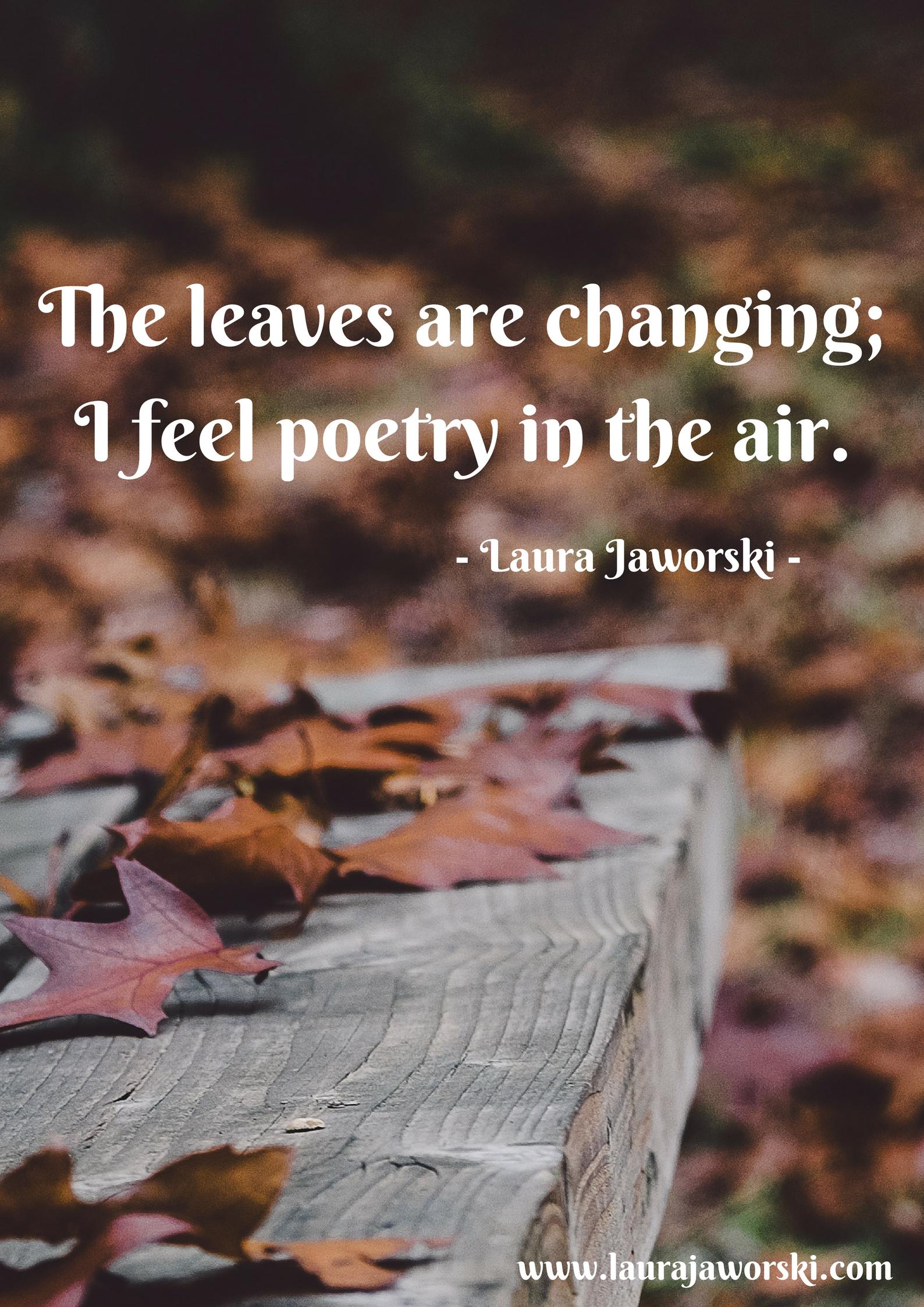 Autumn | www.laurajaworski.com