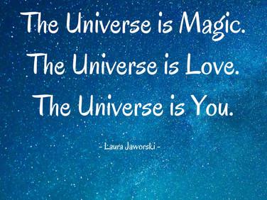The Universe ♥