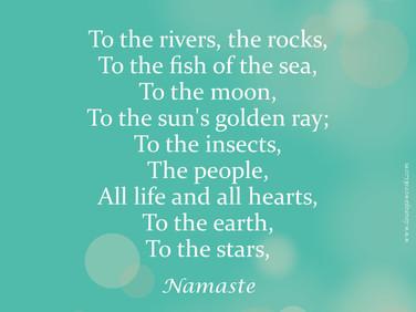 Namaste 💖
