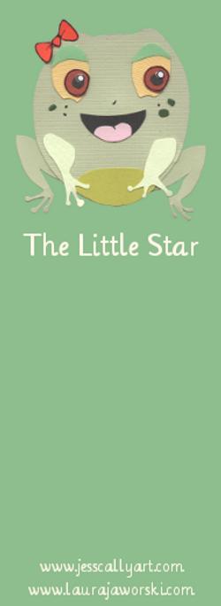 Froggy Bookmark