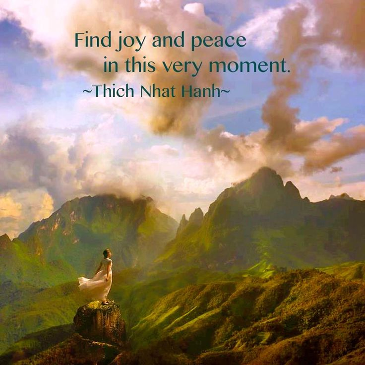 Joy & Peace | www.laurajaworski.com