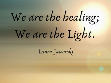 We Are the Light ❤