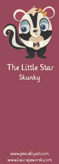 Skunky Bookmark Skunky