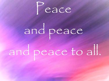 Peace 💖