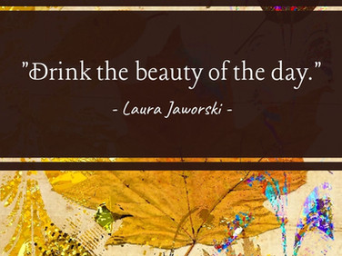 Drink the Beauty 💕