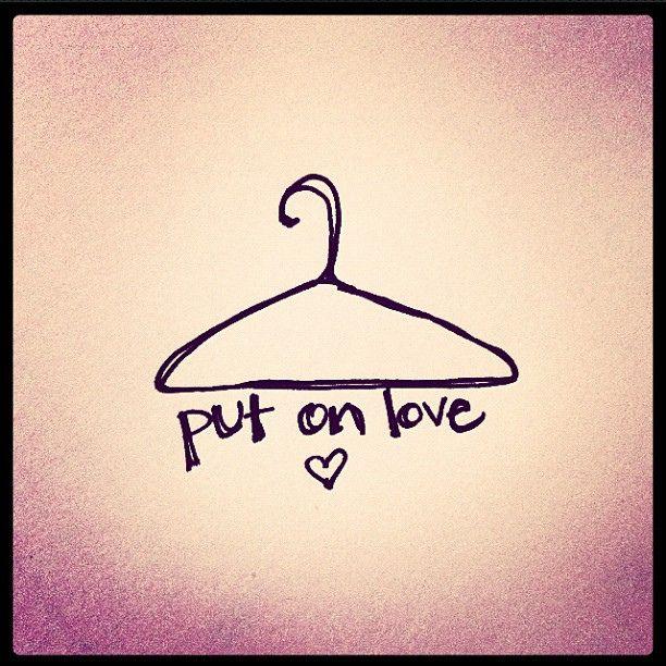 Put on Love