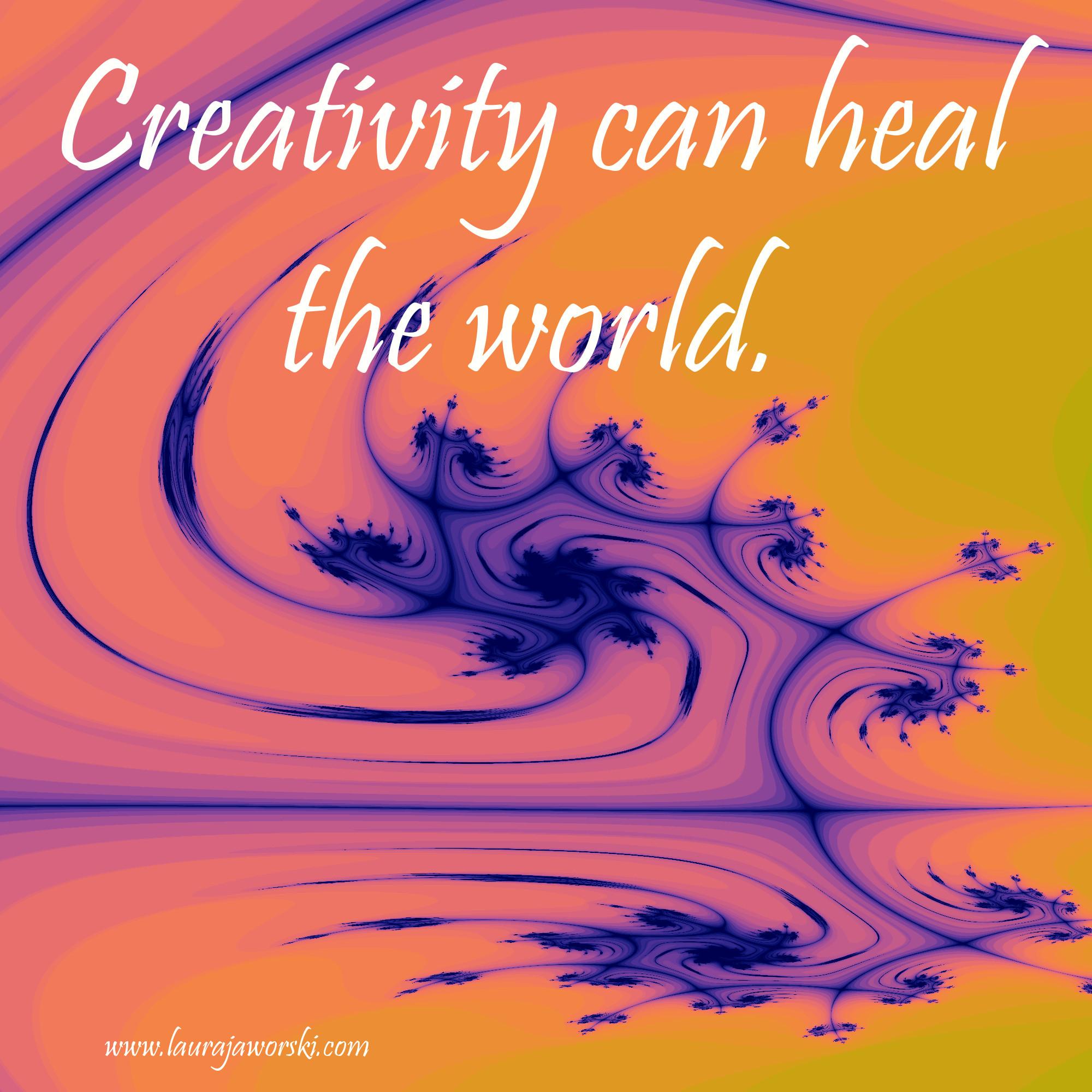 Creativity | www.laurajaworski.com