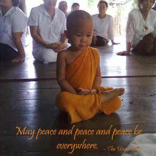 Peace and Peace Everywhere