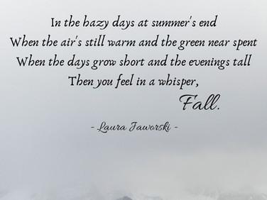 Fall ♥