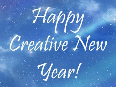 Happy Creative New Year! ♥