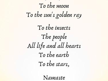 Namaste ❤