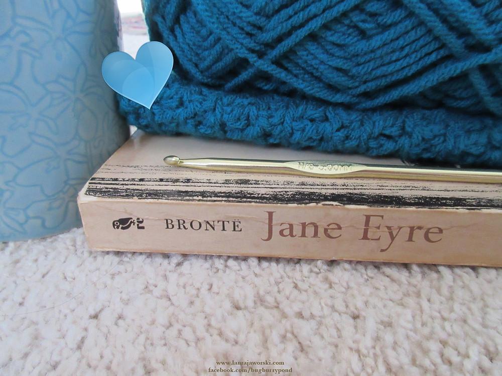 Crochet, Books, & Tea!