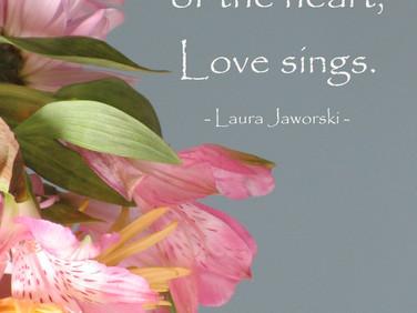 Love Sings ♥
