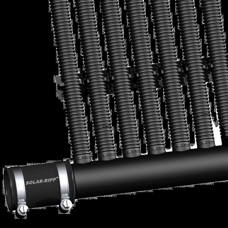 Absorber solar SolarRipp