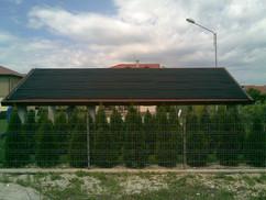 instalare pe acoperis