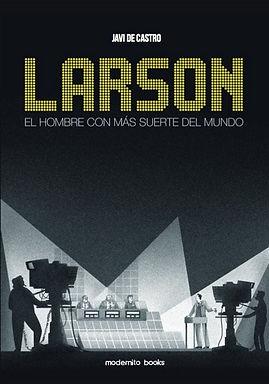 Michael Larson press your luck adaptation comic
