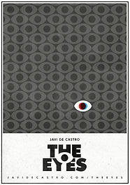 the eyes comic webcomic javi de castro poster
