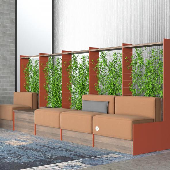 Planks Bench