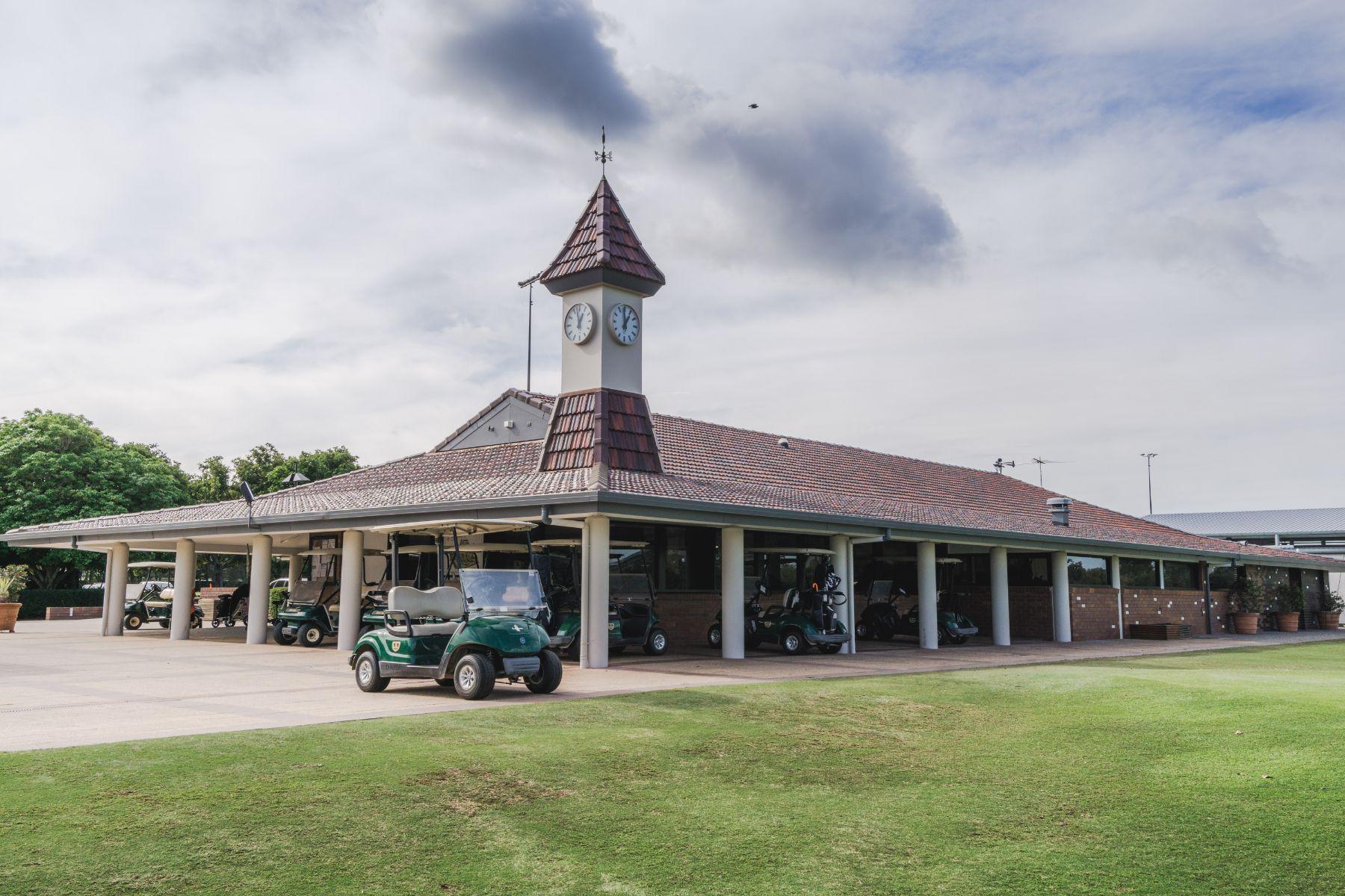 Royal Queensland Golf Club Pro Shop