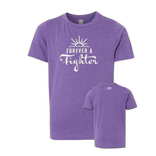 Forever a Fighter Youth Tee (5 color options)