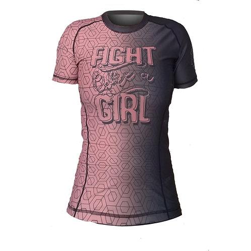 Fight Like a Girl Rashguard