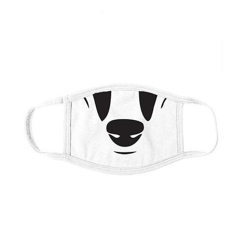 Honey Badger Face Mask