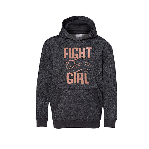 Youth Sparkle Pullover Hoodie