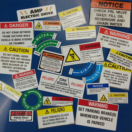 How Safety Signage Protects the Workplace