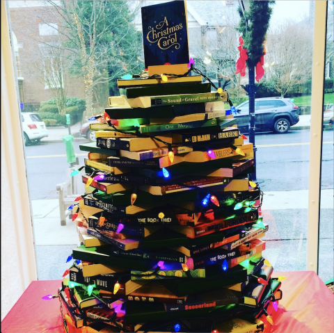 Inkwood Christmas Tree