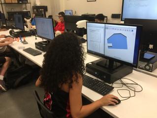 Engineering II Students & Parametric Modeling