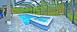 Custom Pool and Spa Design 1