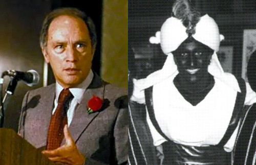 Pierre Elliott Trudeau and Justin Trudeau