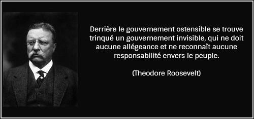 Theodore Roosevelt quote francais