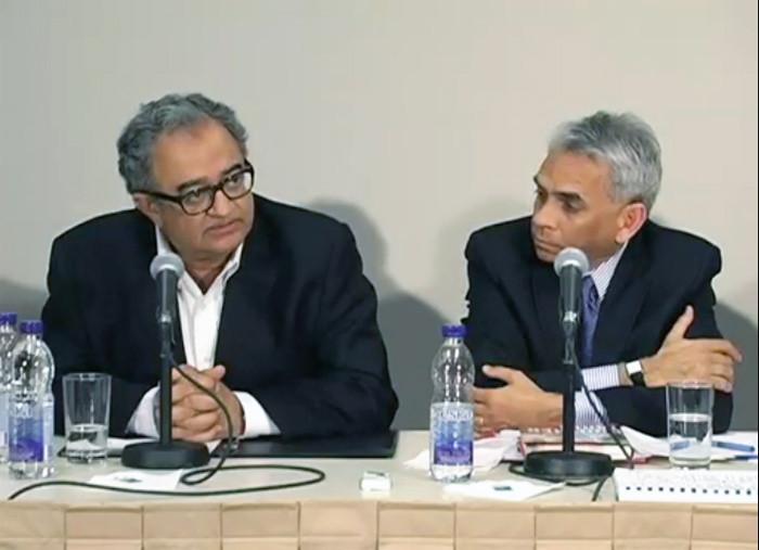 Tarek Fatah and Salim Mansur
