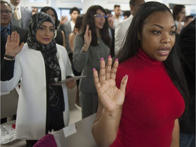 Douglas Todd: Secret immigration report exposes 'distortions' about women