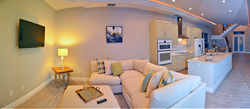 Modern Interior Living Area