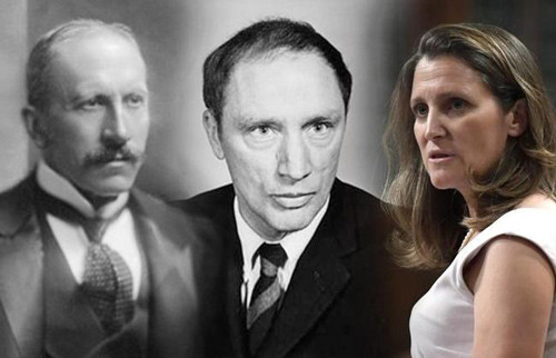 Canadian Deep State