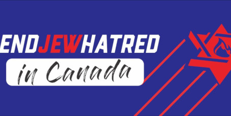 Press Release Announcing End Jew Hatred Canada