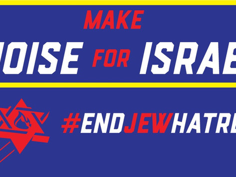 Stand with Israel—End Jew Hatred
