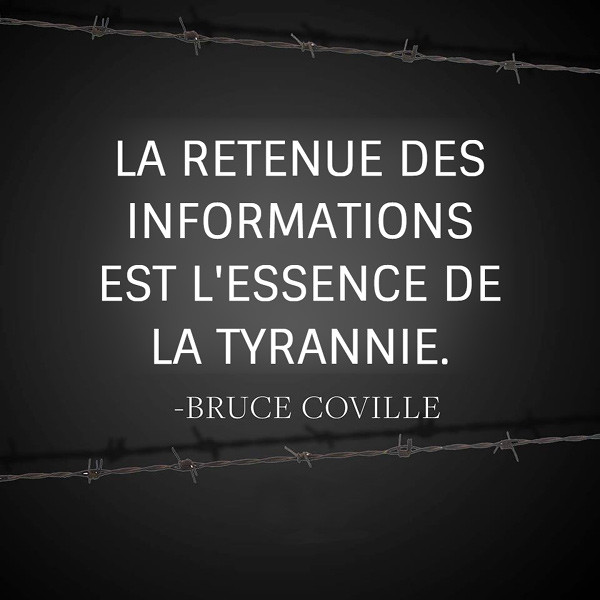 La retenue des informations