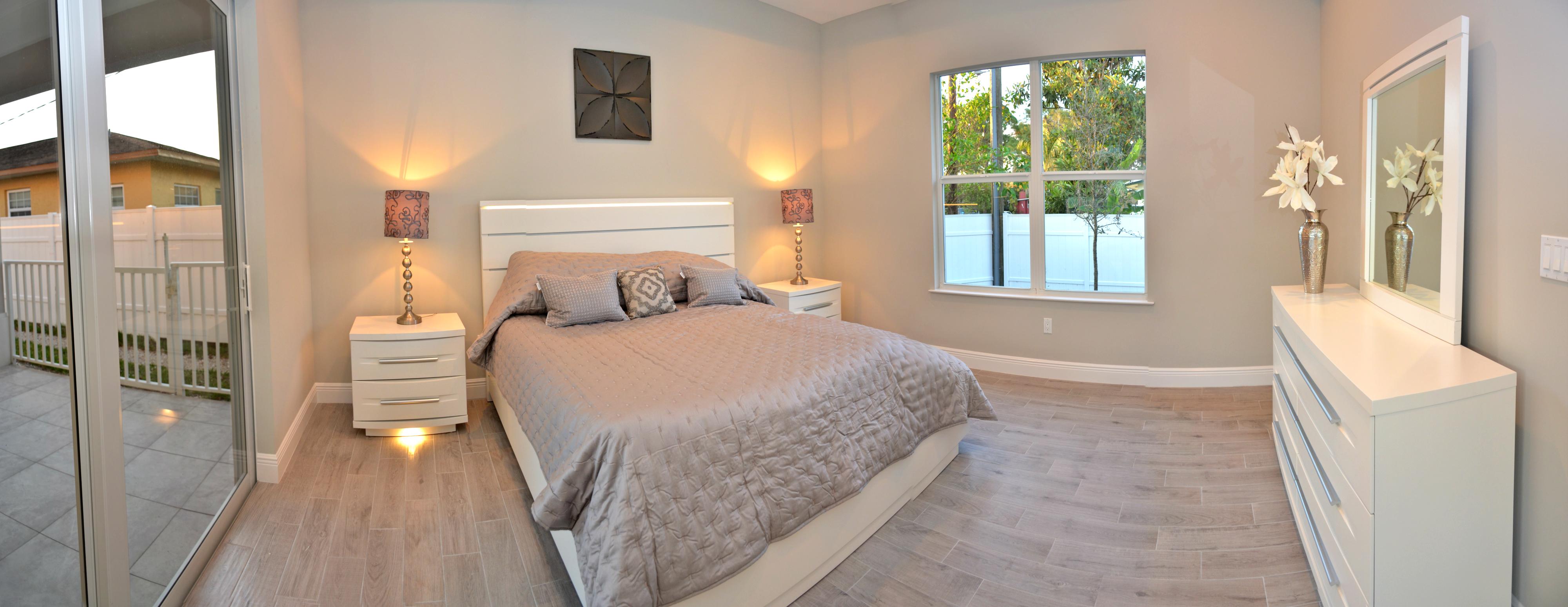 Master Bedroom West Indies Modern Home
