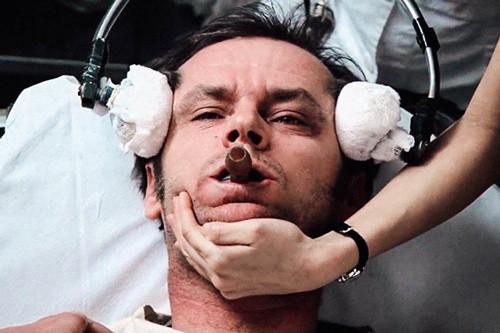 Jack Nicholson - shock therapy